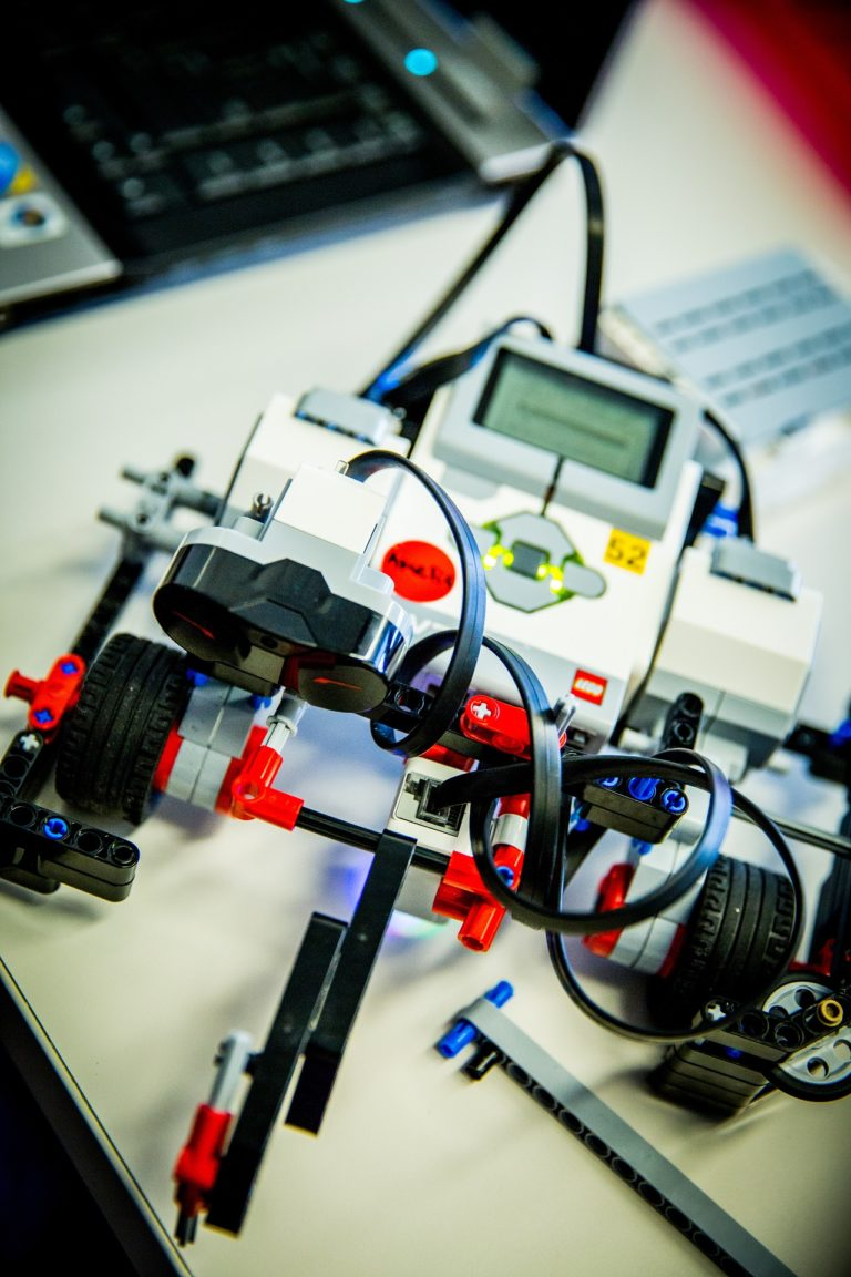 Robotics in STEAM Education